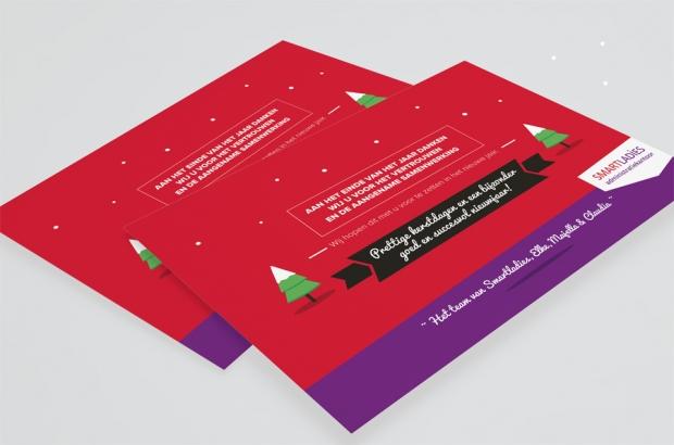 Smartladies Kerstkaart 2012