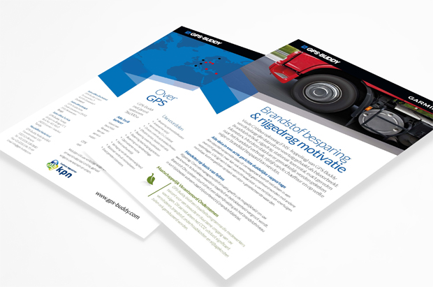 GPS leaflets