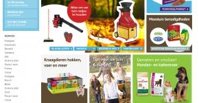 Tuinendier.nl webdesign door Designcy ontwerpbureau Almere