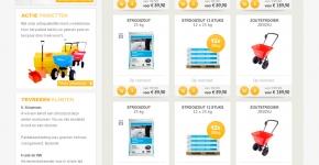 Website ontworpen door Grafisch ontwerpbureau Designcy