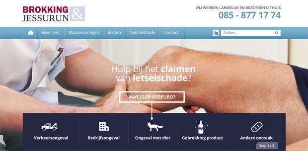 Webdesign Juristenkantoor